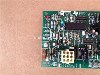 Oem Goodman B18099 13 Furnace Control Circuit Board Texas