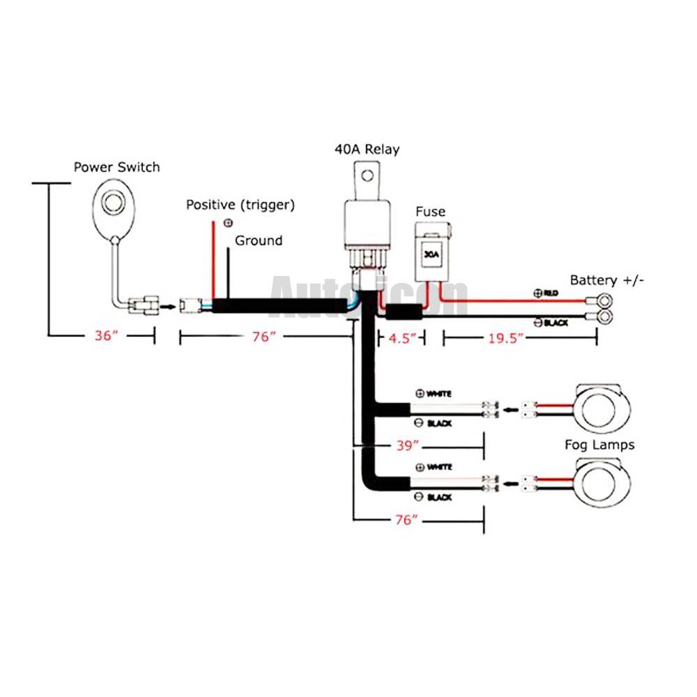 g6 headlight wiring harness on hid fog lights relay wiring diagram
