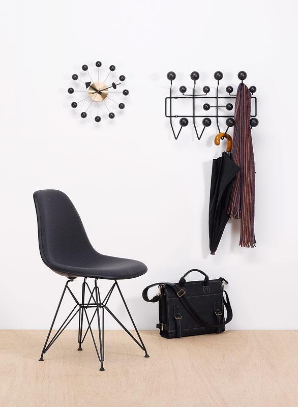Vitra Hang It All Eames Style Hang-it-all Wall Hanger Multicolor Or Walnut