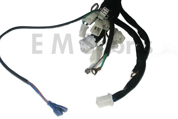 pocket bike wiring harness fs x stroke cc pocket bike wire harness