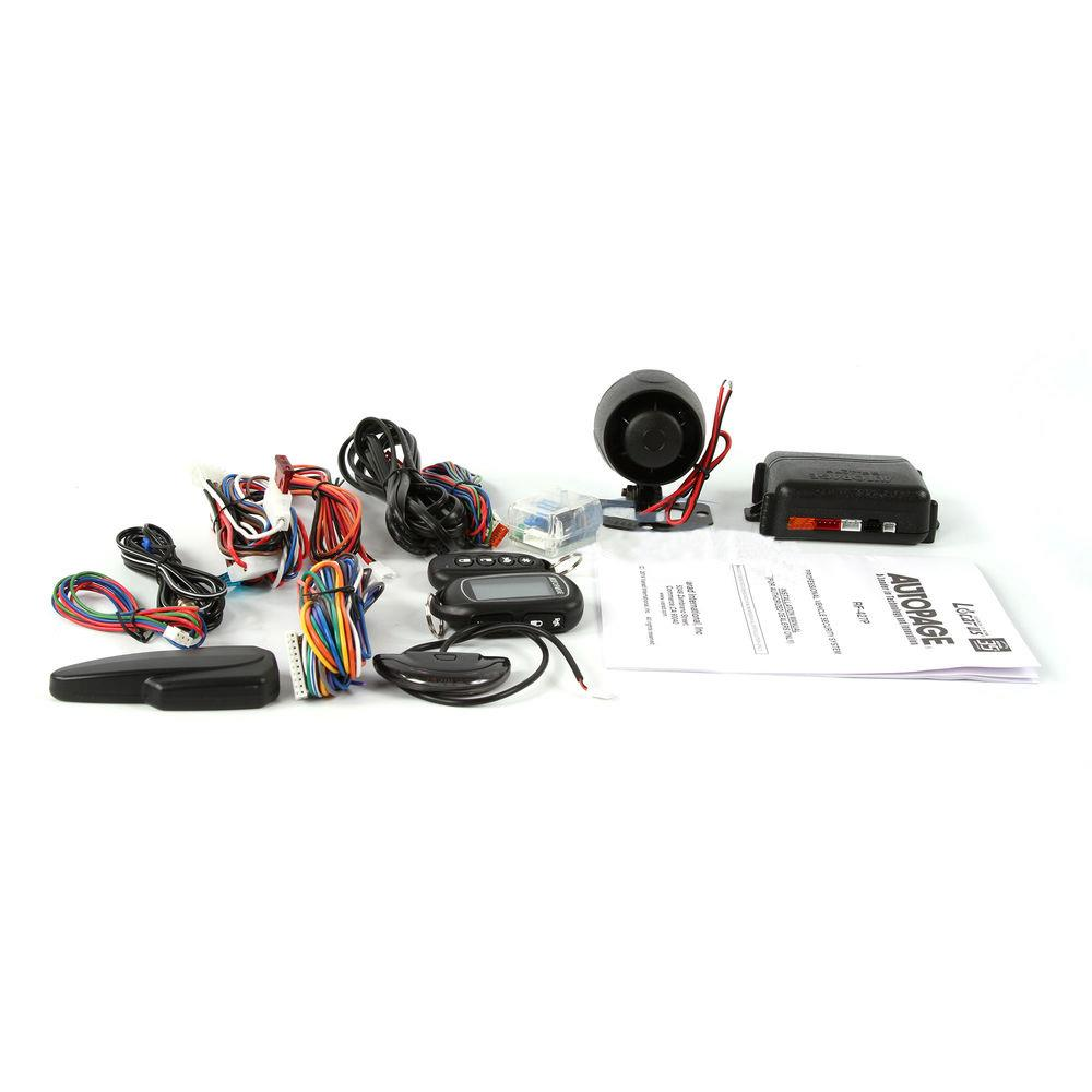 new remote car alarm security system ebay