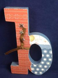 Wooden Letters and Numbers, Wall Decor Art Crafts, Large ...