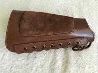 Shotgun Cartridge Holder Butt Stock Ammo Carrier 100% ...