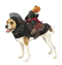 Headless Horseman Costume For Dogs