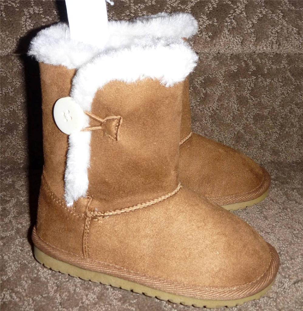 Toddler Girls The Children39s Place Chalet Boots Size 6 7 8