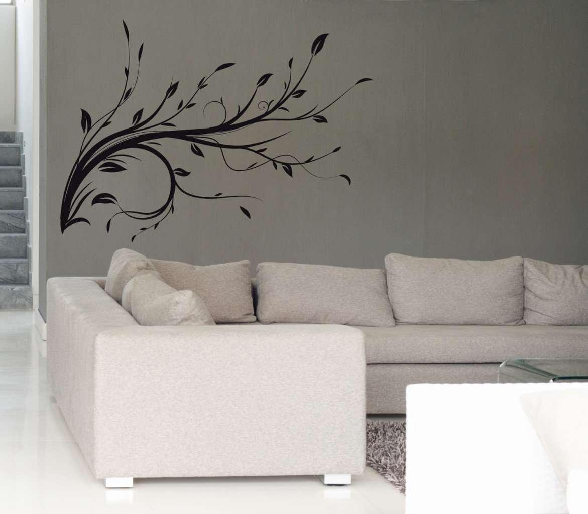 Bedroom Wall Art Trees Wall Art Sticker Transfer Bedroom Lounge Kitchen Side Tree