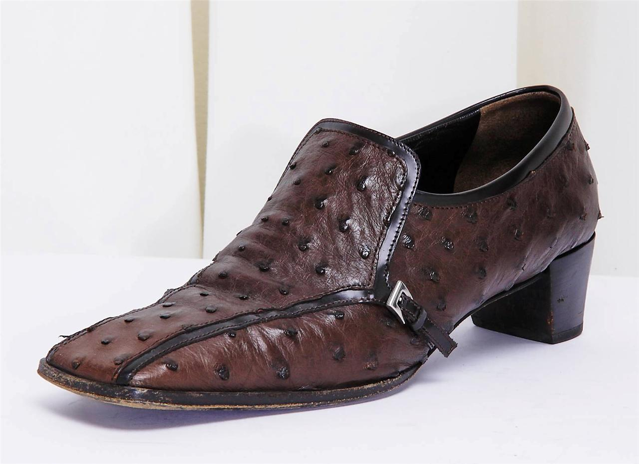 Ostrich Shoes Women