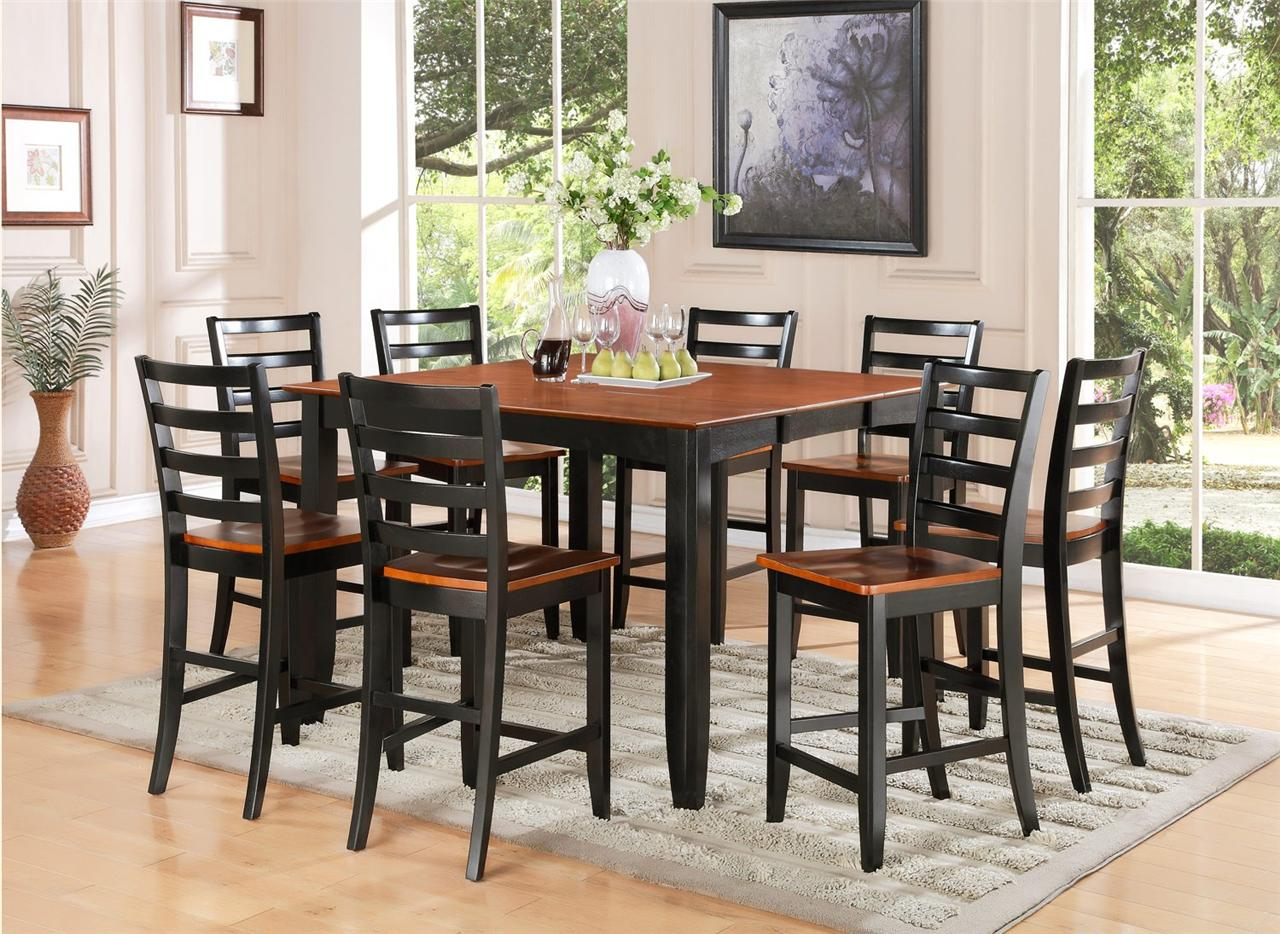 tall dining tables counter height kitchen tables All Products Kitchen Kitchen Dining Furniture