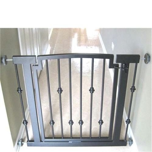 Dog Kids Decorative Hallway Mount Gate Fence 2 Colors Ebay