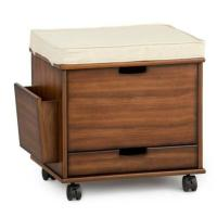 Office Storage: Rolling Office Storage Cabinet