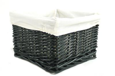 22x22x145cm Small Wicker Kitchen Easter Craft Office