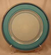 Beautiful COOL RIVER PFALTZGRAFF DINNER PLATE Nice (O) | eBay