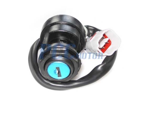 4 Wire Ignition Key Switch Yamaha BIG BEAR GRIZZLY KODIAK RAPTOR