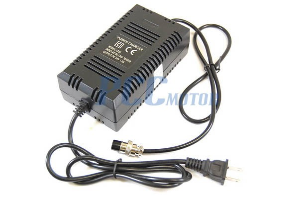 24 Volt Battery Charger Razor Electric Scooter 24V BC03 on PopScreen