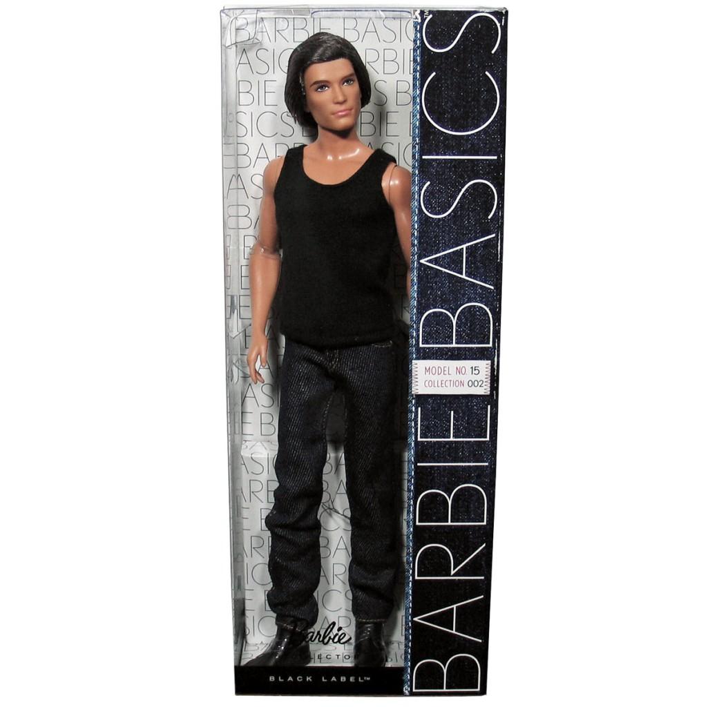 Barbie Basics Ken Dolls