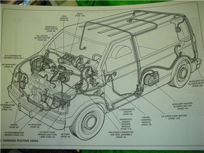 Gmc Safari Parts Diagram - Wiring Diagram Progresif