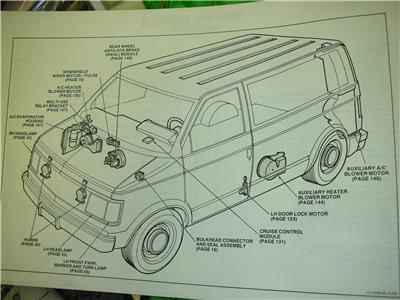 Gmc Safari Parts Diagram Wiring Diagram