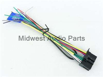 Pioneer Speaker Power Harness DEH 7300BT DEH 6400BT Plug Connector
