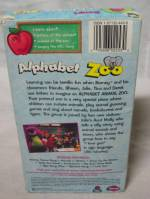 Barney Alphabet Zoo Classic Collection VHS
