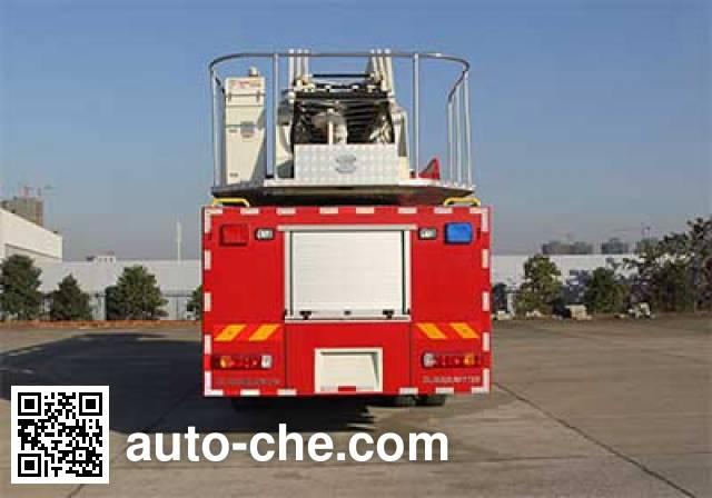 Zoomlion Zlj5321jxfyt25 Aerial Ladder Fire Truck On