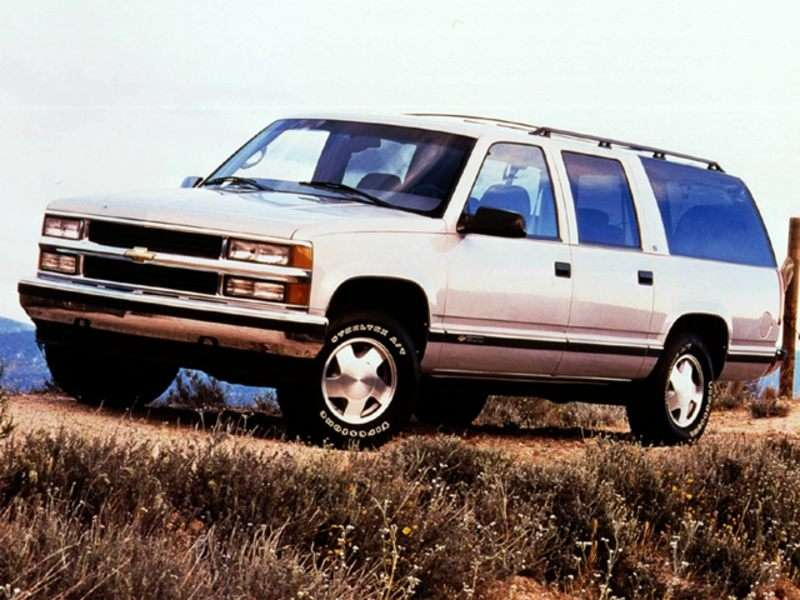 1999 Chevrolet Suburban 1500 Pictures including Interior and