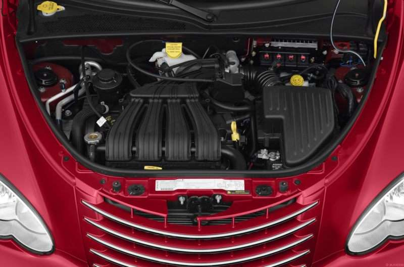 2006 Chrysler PT Cruiser Pictures including Interior and Exterior