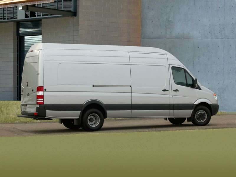New Dodge Sprinter Van 3500 Pictures, New Dodge Sprinter Van 3500
