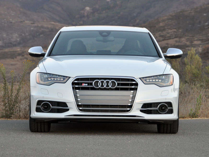 2013 Audi S6 Sport Sedan Road Test and Review Autobytel