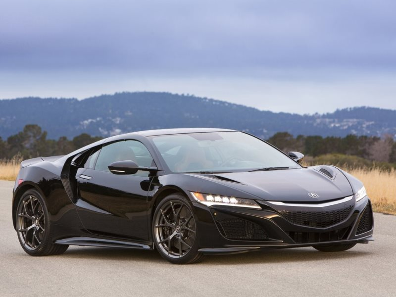 acura high end sports car