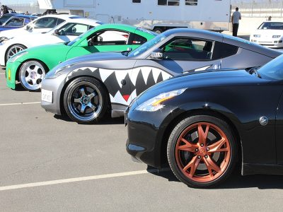 The Best Eye Candy at Nissfest 2015