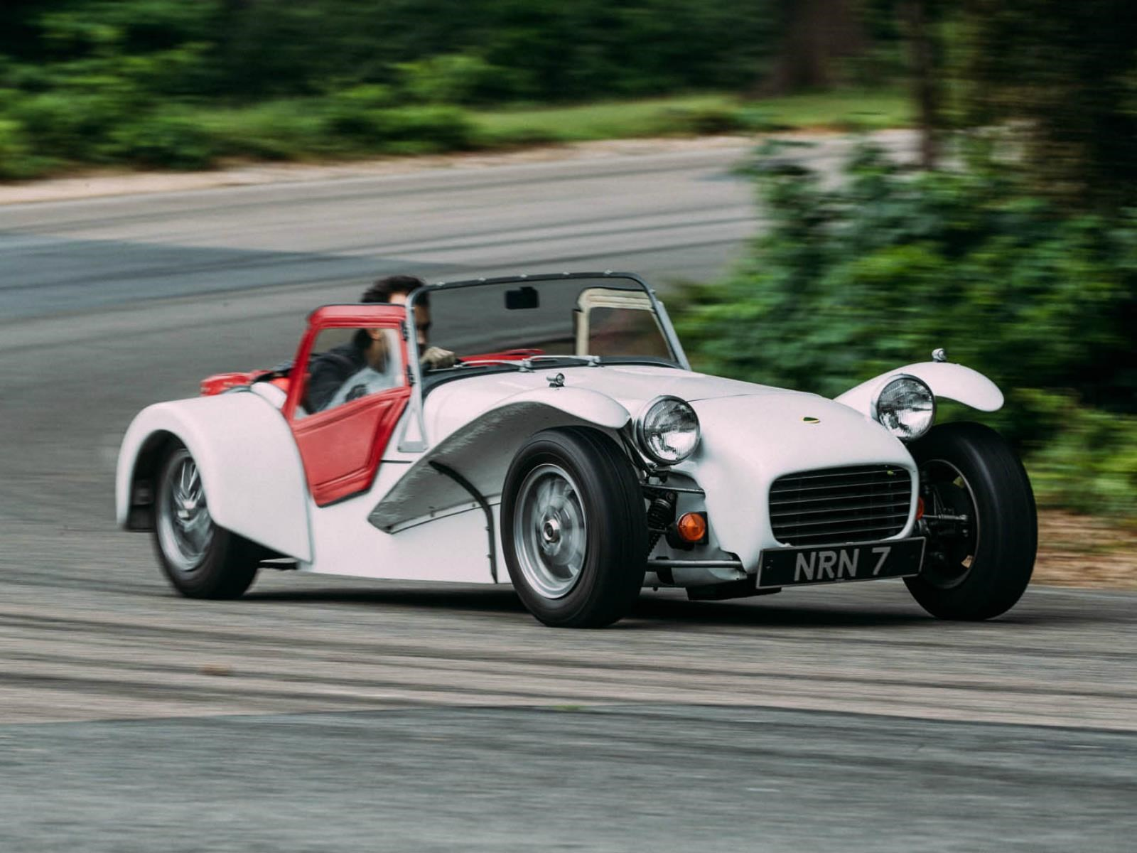 Convertir De Dolares A Libras Caterham Seven Supersprint En Goodwood Revival