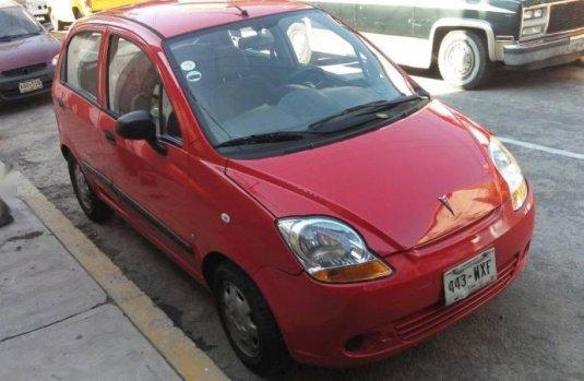 No te pierdas un excelente Chevrolet Matiz 2009 Manual en Iztapalapa