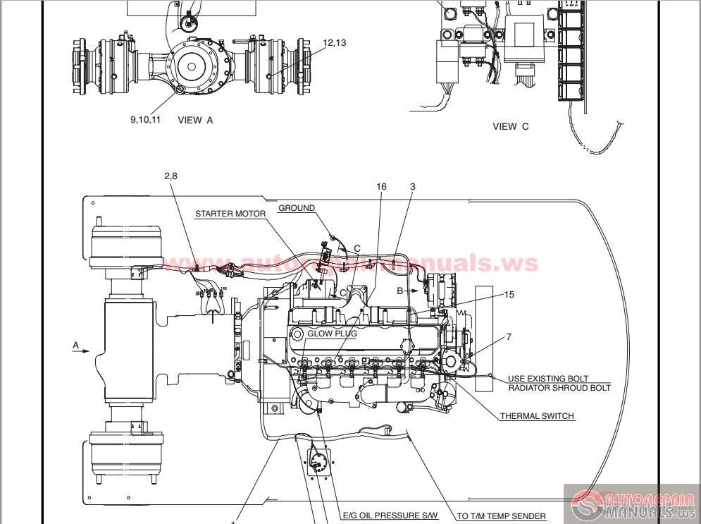daewoo transmission diagrams