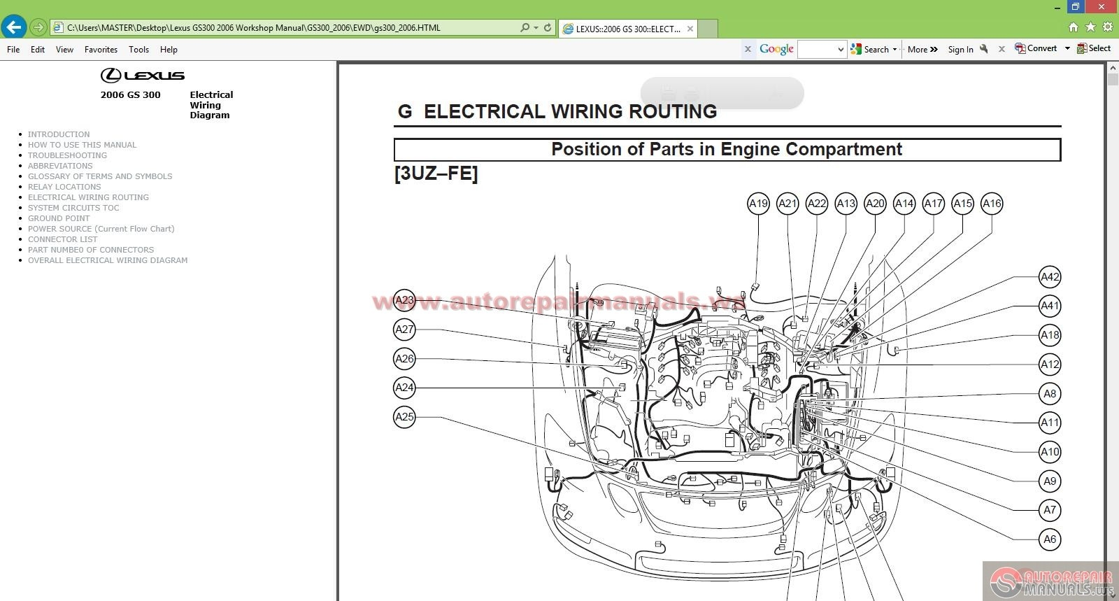 2012 Lexus Is250 Cigarette Lighter Fuse Wiring Diagrams on 2007 chrysler 300 lighter fuse
