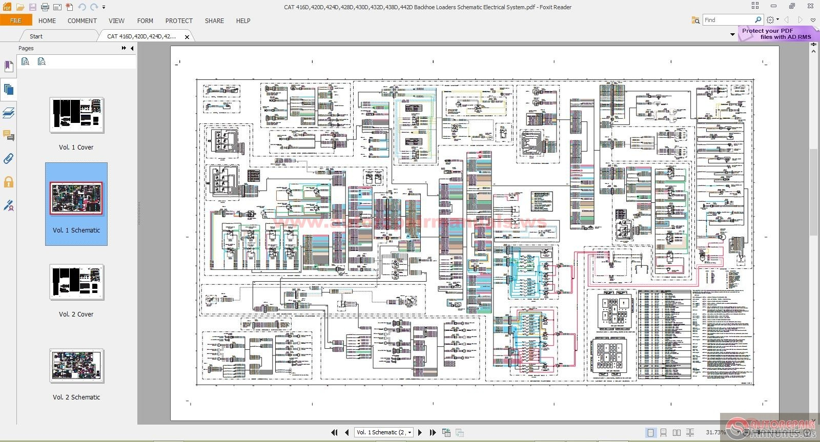 Cat 420d Wiring Diagram Trusted Diagrams Five For Light Switch U2022 D5g