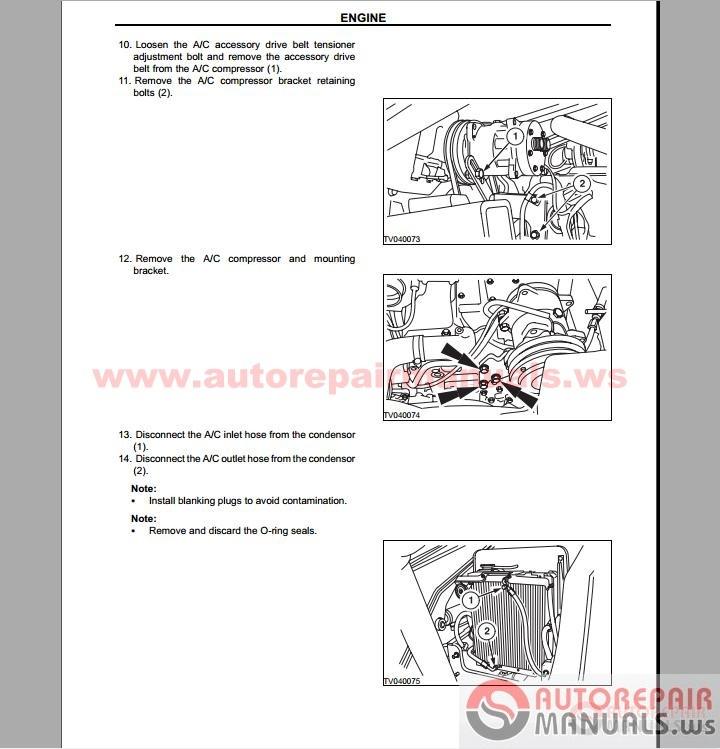 Terex All Set Service Manual Auto Repair Manual Forum - Heavy