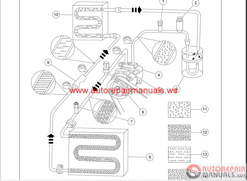 2005 ford focus electrical wiring diagrams ewd repair manual