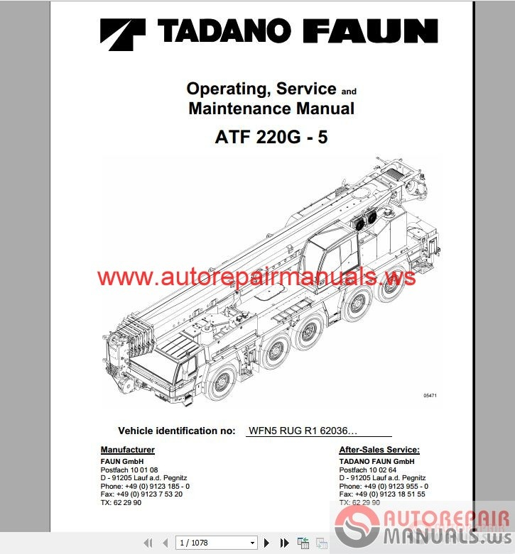 AUTO CRANE 5005EH WIRING DIAGRAM - Auto Electrical Wiring Diagram