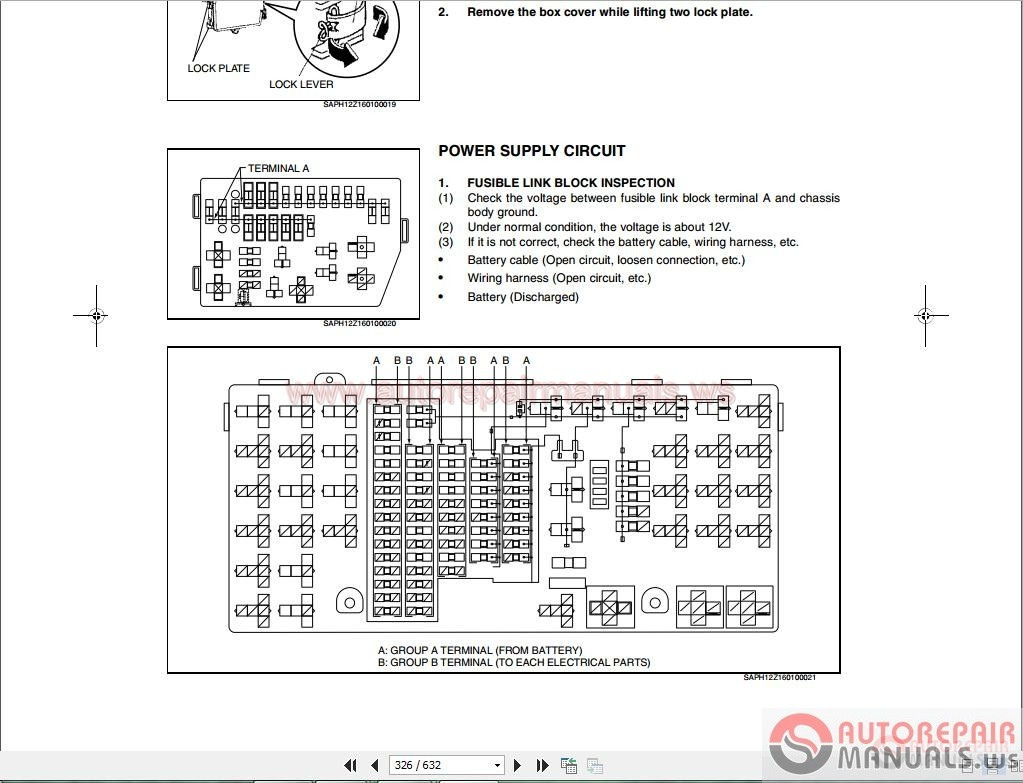 Hino Fuse Box Diagram Wiring Third Level Sterling 1972 Plymouth Duster Library 268