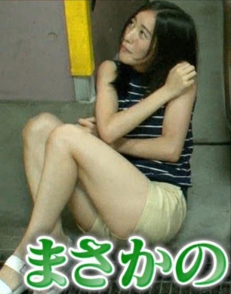 松井珠理奈がドッキリでパンチラしそうwwww