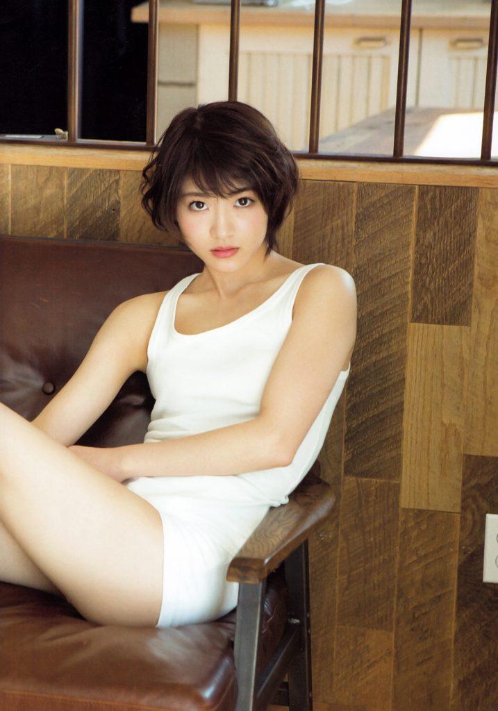 乃木坂46メンバー若月佑美の濡れた瞳が超かわいい!