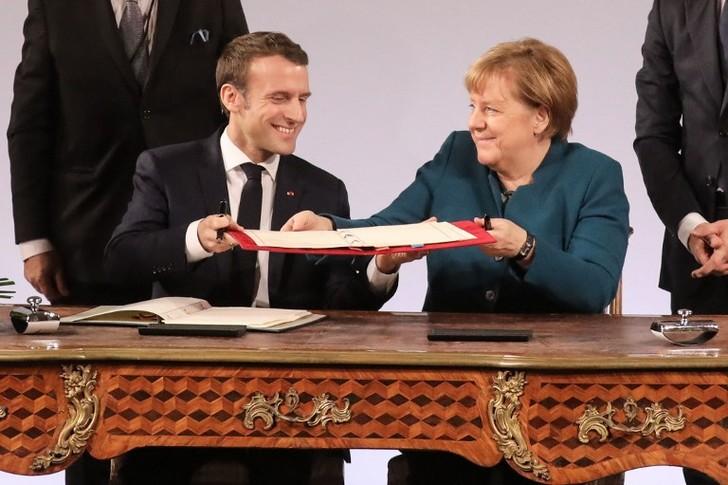L\u0027Allemagne et la France visent une zone économique commune - Chambre De Commerce Franco Allemande