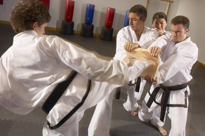 Tae Kwon Do Vs Brazilian Jiu Jitsu LIVESTRONGCOM