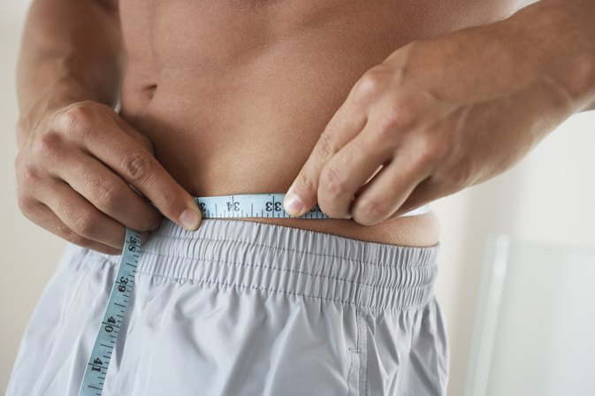 A Healthy BMI for Men LIVESTRONGCOM