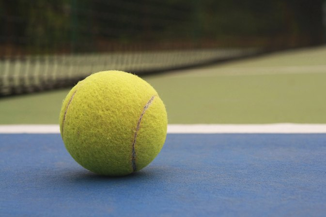What Are Tennis Balls Made Out Of? LIVESTRONGCOM