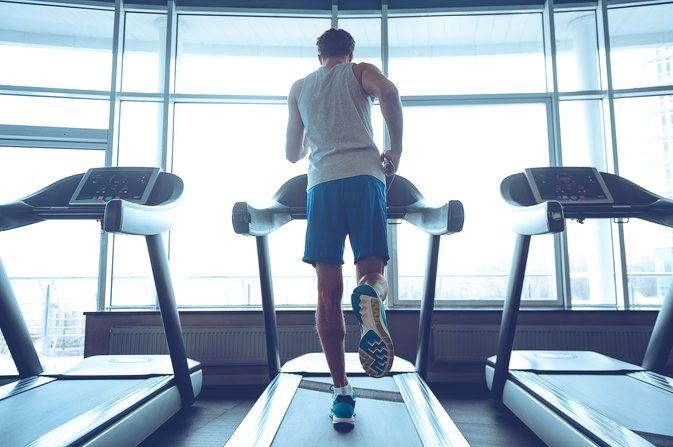 Treadmill Walking for Weight Loss LIVESTRONGCOM