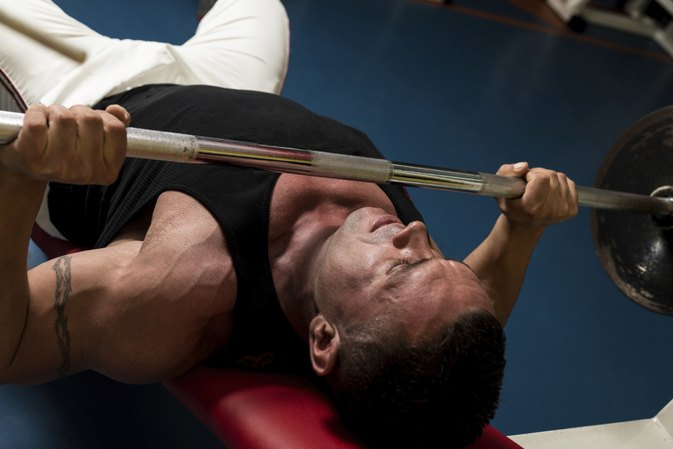 What Percentage Should My Max Be in Weight Lifting? LIVESTRONGCOM