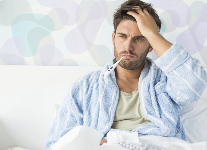 Early HIV Symptoms in Men LIVESTRONGCOM