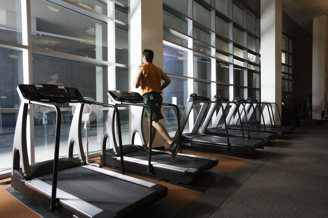 What Is a Good Treadmill Speed? LIVESTRONGCOM