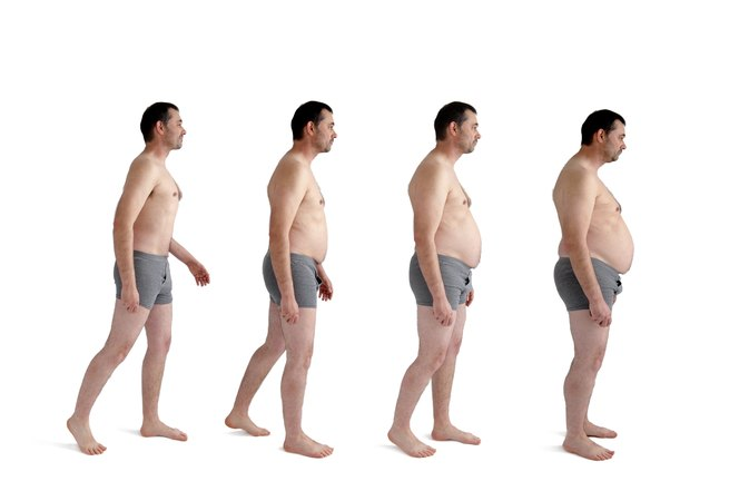 The Average Weight for Men Based on Height LIVESTRONGCOM